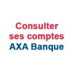Consulter ses comptes epargne AXA Banque - www.axabanque.fr